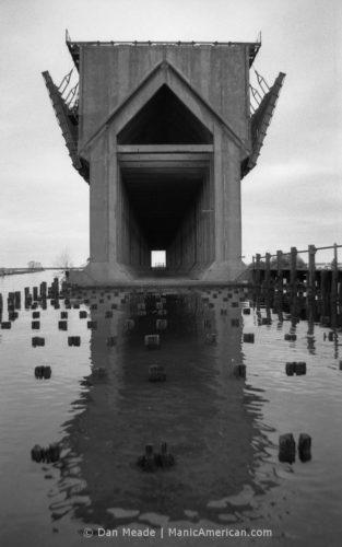 The Ore Dock of Marquette, MI.