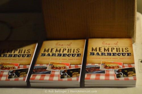 New copies of Craig Meek's MEMPHIS BARBECUE