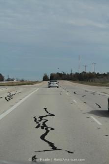 Texan road.