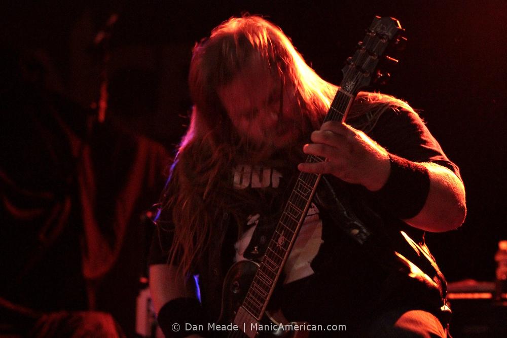 Scott Middleton plays guitar.