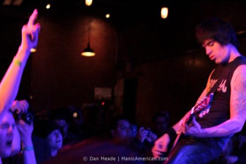 Crazy Joe on guitar.